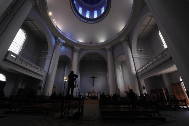 Missa tradicional no dia de Nossa Senhora de Caravaggio emociona fiéis Marcelo Casagrande/Agencia RBS