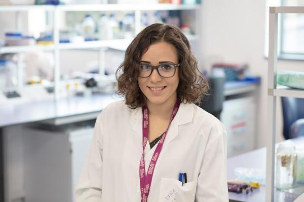 Na Inglaterra, biomédica caxiense ajuda a desenvolver novo teste para enfrentar covid-19 University of Plymouth/Divulgação