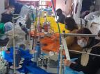 Doações mudam a realidade de hospitais de Caxias do Sul no combate ao coronavírus Divugalção/Divulgação