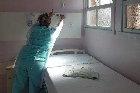 Hospitais da Serra contam com onda de solidariedade no enfrentamento à covid-19 (Cátia Argenta/Divulgação)