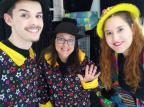 Grupo caxiense Quiquiprocó inicia série de vídeos com brincadeiras e atividades para a criançada Grupo Quiquiprocó/Divulgação