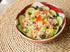 Saudável e prático: vamos fazer quinoa com pimentão? Destemperados/