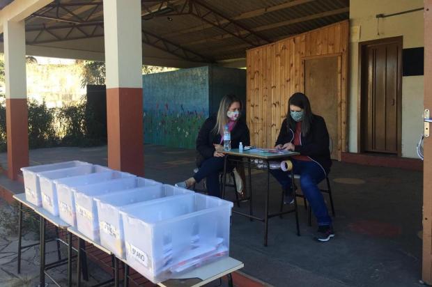 Desafio de escolas municipais de Caxias é trabalhar mais de forma digital Escola Atiliano Pinguelo/Divulgação