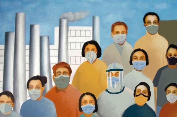 Subocupação, sobrecarga e precarização: impactos da crise podem ser piores para trabalhadores Luan Zuchi/Agência RBS