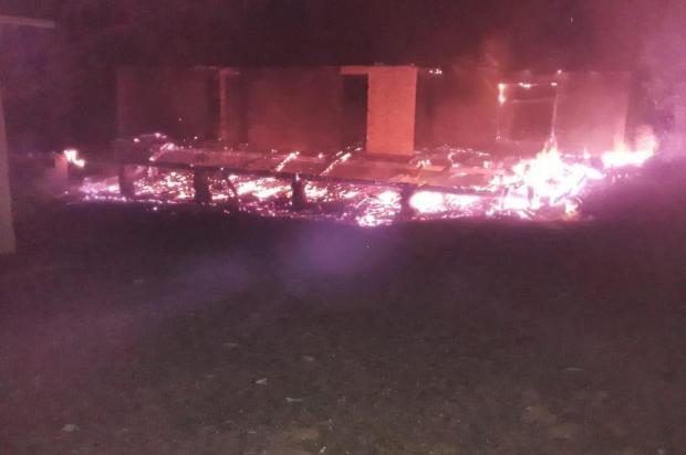 Aterro de Caxias é alvo de incêndio pela segunda vez em pouco mais de um mês Codeca/Divulgação