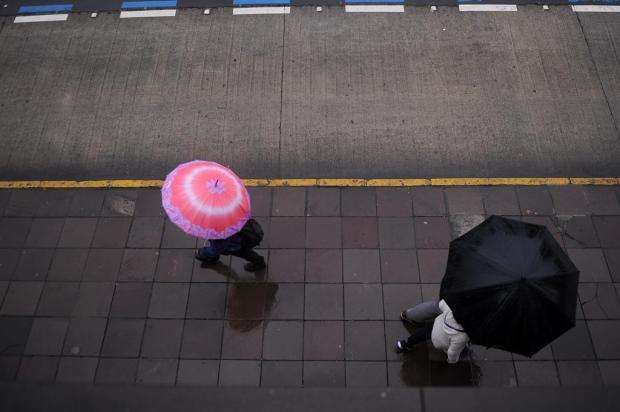 Junho começa chuvoso e gelado na Serra Gaúcha Marcelo Casagrande/Agencia RBS