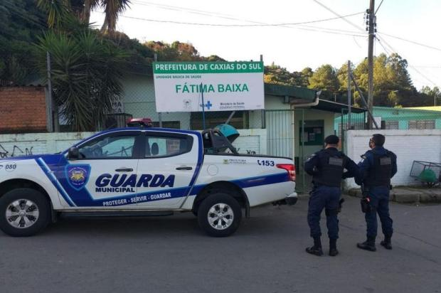 Após crimes em maio, Guarda Municipal ampliará patrulha em postos de saúde de Caxias do Sul Secretaria de Segurança/Divulgação