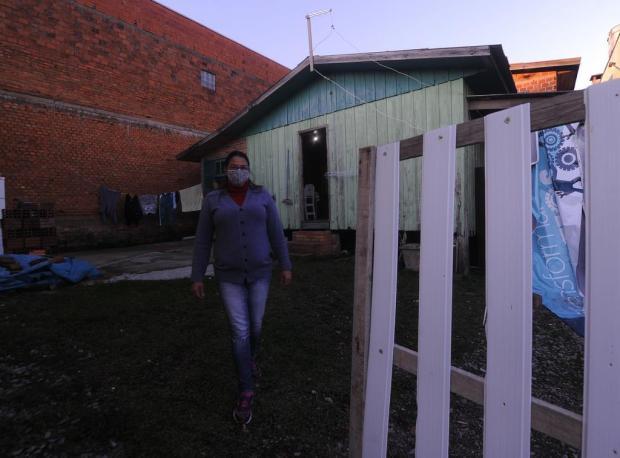 Conheça a realidade de moradores da Serra que receberam o auxílio emergencial Marcelo Casagrande/Agencia RBS