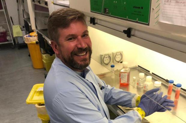 """""""É a terapia de primeira escolha"""", diz pesquisador que doou plasma a paciente internado em Caxias Arquivo Pessoal/Arquivo Pessoal"""