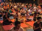 Confira a programação virtual da semana Yoga pela Paz Candice Giazzon/Divulgação