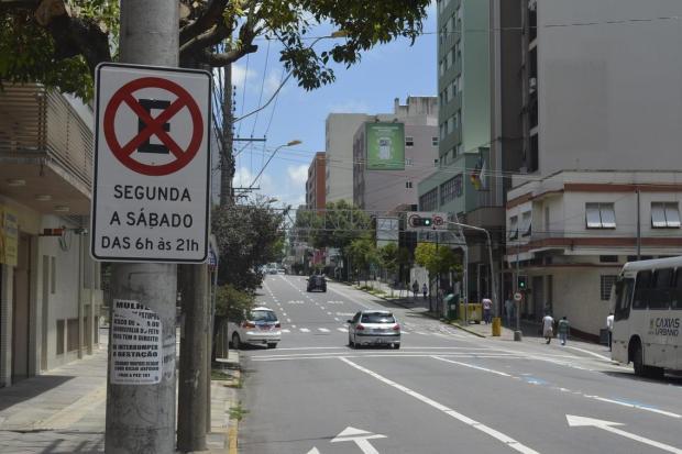 Centro é o bairro com mais casos confirmados de coronavírus em Caxias do Sul Leonardo Portella/divulgação