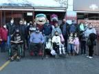 Caxias realiza entrega de cadeira motorizada para menina de 11 anos Milena Soares/Dinâmica Conteúdo