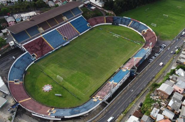 Prefeitura autoriza e Caxias voltará aos treinos físicos após testes para a covid-19 Porthus Junior/Agencia RBS