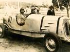 Ases do volante no centenário farroupilha Acervo do Touring Club de Porto Alegre/Divulgação
