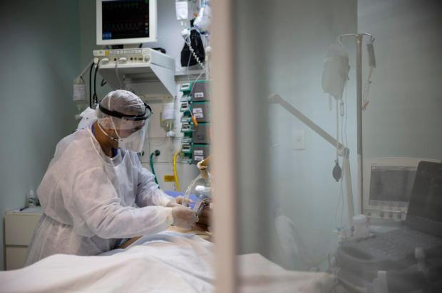 Aumentam casos de coronavírus em UTIs da Serra Jefferson Botega/Agencia RBS