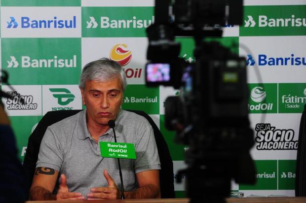 Juventude demonstra surpresa com atitude do Caxias, mas respeita posicionamento Porthus Junior/Agencia RBS