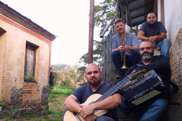 Caxienses do Choros de Balcão são atração em live do Sesc RS nesta sexta-feira Divulgação/Divulgação