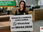 Com pandemia, violência doméstica tem os menores registros dos últimos oito anos Rodrigo Ziebell/SSP