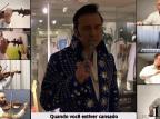 VÍDEO: UCS Orquestra grava com o Elvis Cover de Farroupilha, Fabiano Feltrin Reprodução/Divulgação