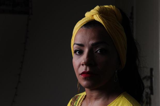 """""""Se você pudesse escolher, seria negro?"""", provoca a produtora cultural Antonio Valiente/Agencia RBS"""