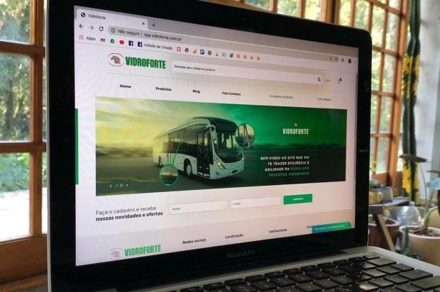 Lançada loja virtual para venda de vidros de ônibus Nômade Studio Criativo/Divulgação