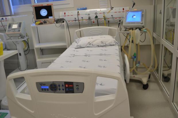 Hospital de Caxias do Sul terá mais oito leitos de UTI para tratamento da covid-19 Marcos Sartori / Hospital Virvi Ramos / Divulgação/Hospital Virvi Ramos / Divulgação