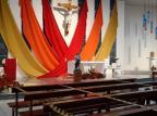 Paróquias de Caxias inovam e realizam almoços no modo drive-thru Oscar Chemello/Divulgação