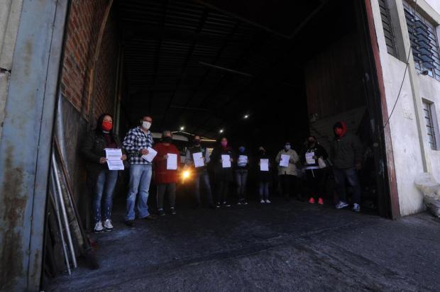 Para retribuir vaquinha digital que permitiu pagar contas, recicladores de Caxias do Sul se unem em ação de doação de sangue Marcelo Casagrande/Agencia RBS
