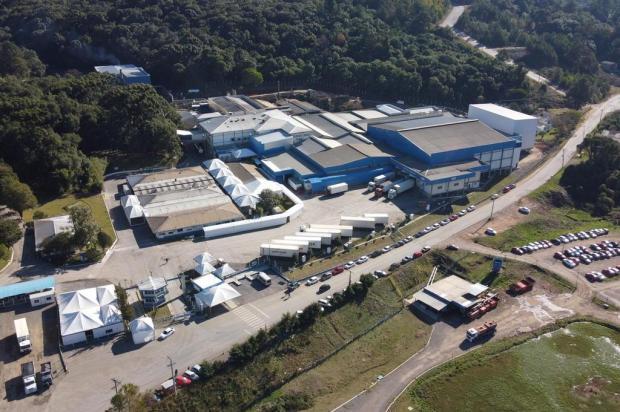 Unidade da JBS em Caxias do Sul tem atividades suspensas pelos próximos 14 dias Porthus Junior/Agencia RBS