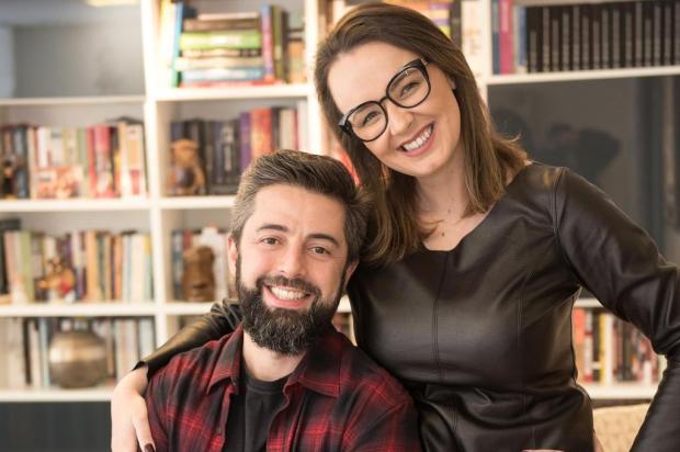 Professores contam como o amor pelo aprendizado terminou em casamento Juliano Vicenzi/Divulgação