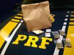 """Polícia desarticula """"delivery"""" de drogas em Caxias Divulgação/PRF"""