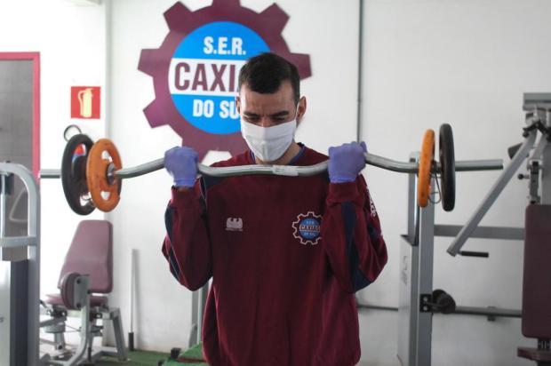 Após 85 dias, jogadores do Caxias retornam aos treinamentos Vitor Soccol/Dinâmica Conteúdo