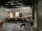Incêndio destrói bar no bairro Sagrada Família, em Caxias do Sul André Fiedler / Agencia RBS/Agencia RBS