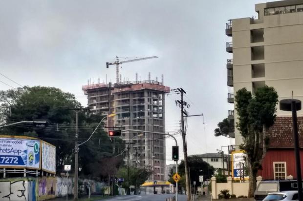 Queda foi menor do que a esperada na construção civil em Caxias do Sul Ciro Fabres/Agência RBS