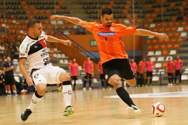 Liga Nacional de Futsal estuda novo formato e trabalha para ajudar clubes Ulisses Castro/ACBF / Divulgação