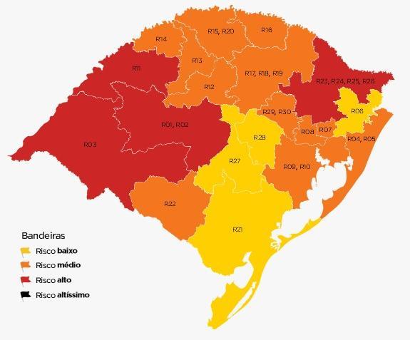 Como prefeituras da Serra reagiram ao anúncio da bandeira vermelha Governo do Estado/