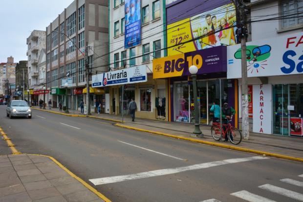 Mesmo com determinação estadual, Vacaria abre as portas do comércio nesta segunda-feira Prefeitura de Vacaria / Divulgação/Divulgação