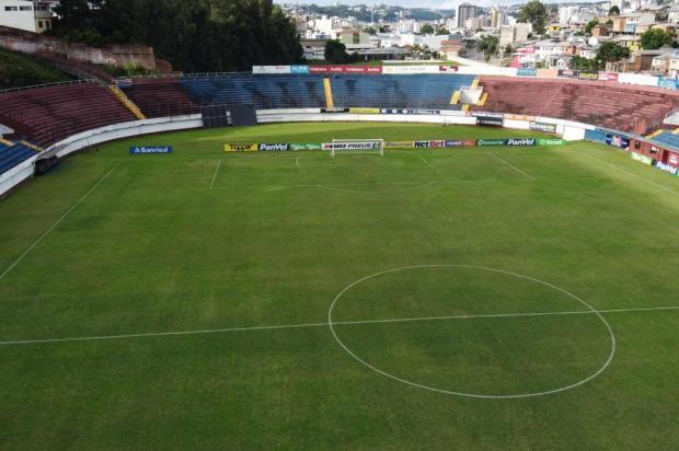 Presidente do Caxias não descarta treinamentos em outra cidade Porthus Junior/Agencia RBS