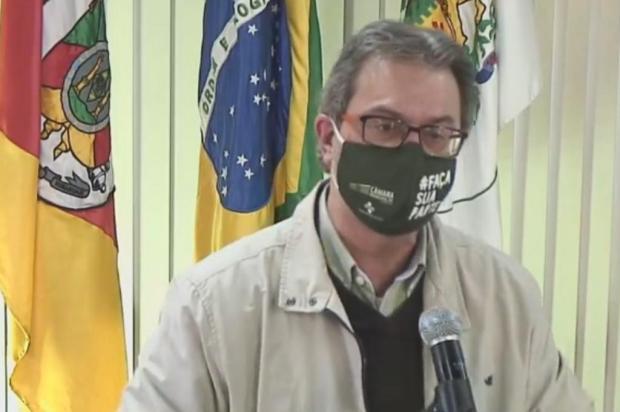 Vereador de Caxias do Sul chama colegas de oportunistas YouTube/Reprodução
