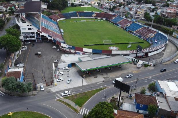 Caxias estuda opção para realizar treinos na cidade de Três Coroas Porthus Junior/Agencia RBS