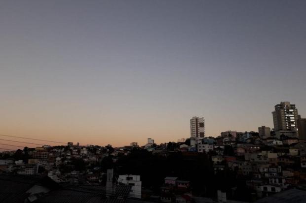 Sol e temperaturas agradáveis marcam terceiro dia de inverno na Serra Noele Scur/Agência RBS