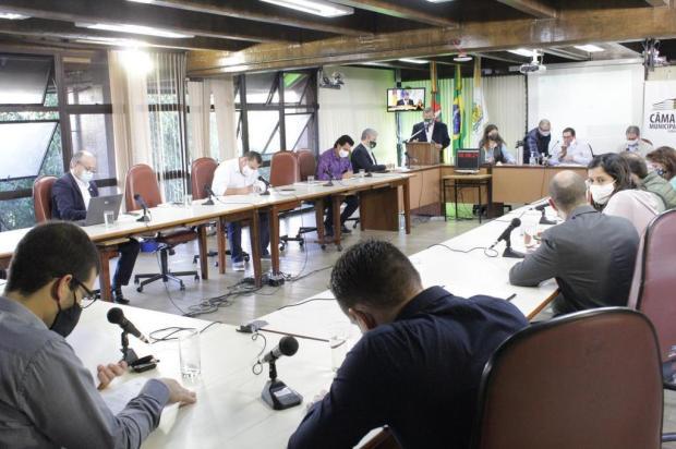 Vereadores aprovam convênio entre prefeitura e Fundação da UCS para gestão da UPA em Caxias Gabriela Bento Alves/Câmara de Vereadores