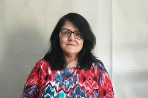 """""""Guerreira é a palavra que define minha mãe"""", diz filho de mulher que morreu de covid-19 em Caxias arquivo pessoal/divulgação"""
