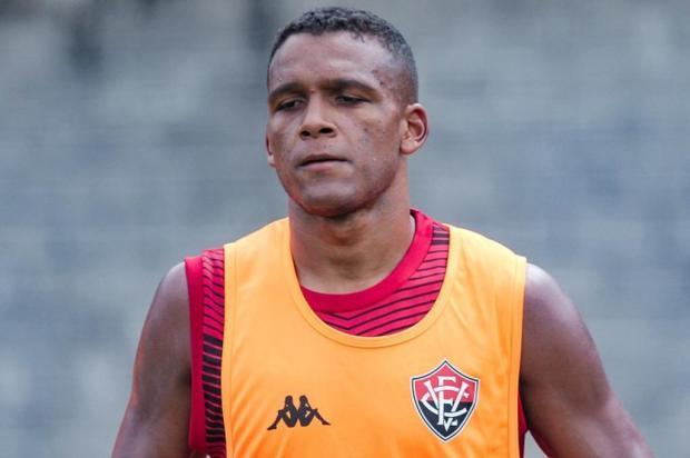 Juventude negocia empréstimo de volante do Vitória Letícia Martins/EC Vitória