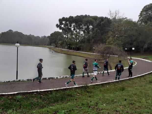 Equipe sub-20 da SER Antônio Prado retorna aos treinamentos SER Antônio Prado / Divulgação/Divulgação
