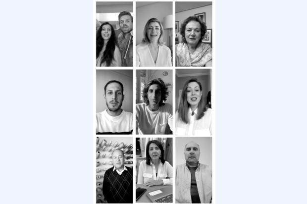 VÍDEO: campanha reúne profissionais da Serra em apoio à produção e ao consumo da moda local Gabriela Demore / Reprodução/Reprodução