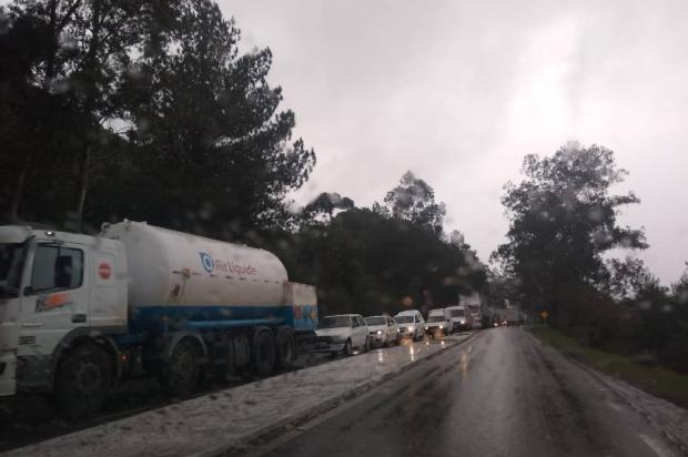 Trânsito normalizado após congestionamentos gerados por acidente entre Caxias e Flores da Cunha Antonio Valiente / Agência RBS/Agência RBS