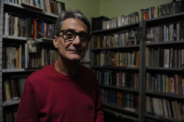 Conheça Dinarte Albuquerque Filho, o patrono da 36ª Feira do Livro de Caxias do Sul Marcelo Casagrande/Agencia RBS