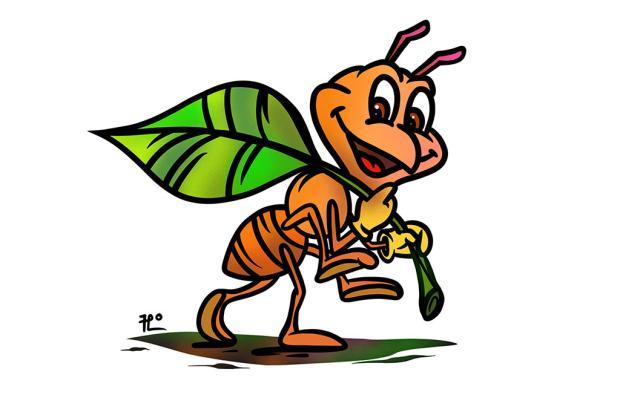 Tríssia Ordovás Sartori: Você é formiga ou aranha? Fábio Lopes Panone / Divulgação/Divulgação