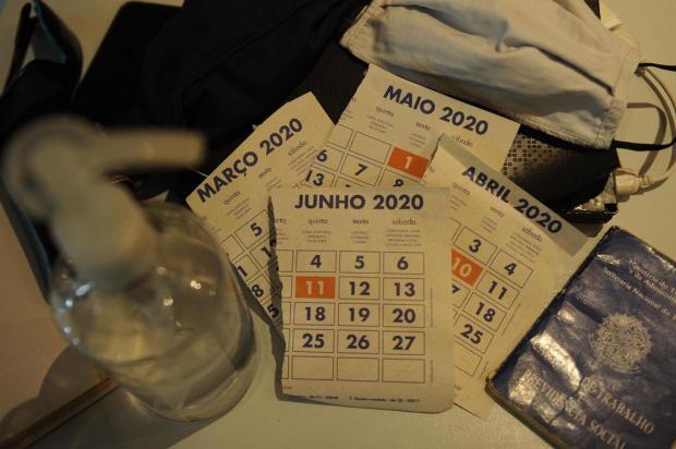 Pandemia chega ao 100º dia contabilizando prejuízos sem perspectiva de retomada plena Marcelo Casagrande/Agencia RBS